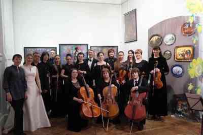 оркестр Демидов-камерата