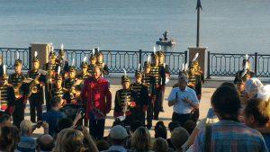 Международный фестиваль-парад духовых оркестров2