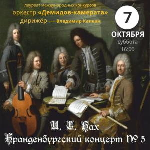 Бранденбургский концерт