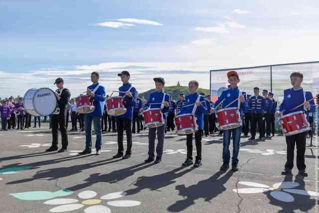 1 городской фестиваль детских духовых оркестров-1