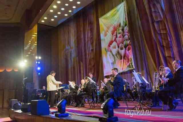 Юбилей эстрадно-духового оркестра