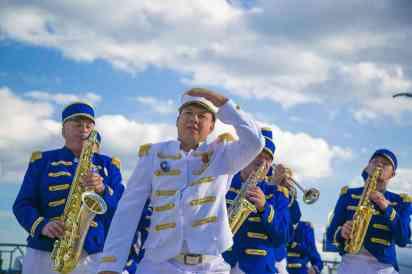 II фестиваль-парад духовых оркестров