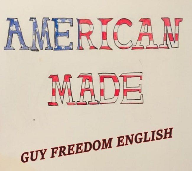 American Made Album Cover Image