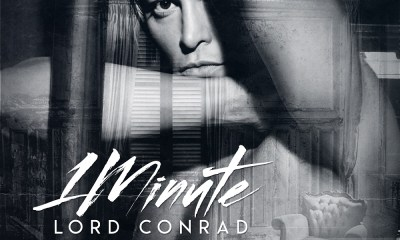 "TICK TOCK The latest music trend is ""LORD CONRAD - 1 MINUTE"""