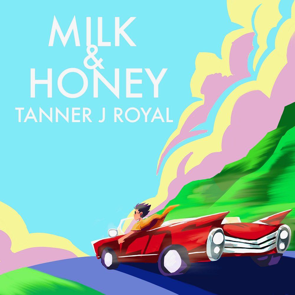 Tanner J. Royal exclusive interview with Muzique Magazine