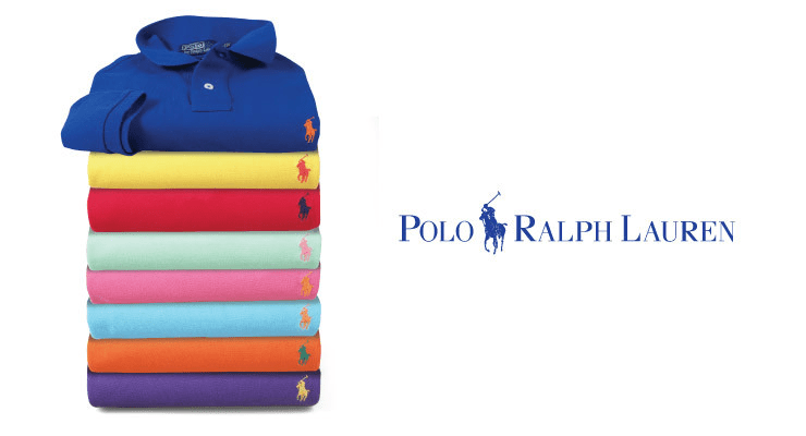 Ralph Lauren Polo is one of the most famous apparel in the world. (Photo courtesy of Ralph Lauren)