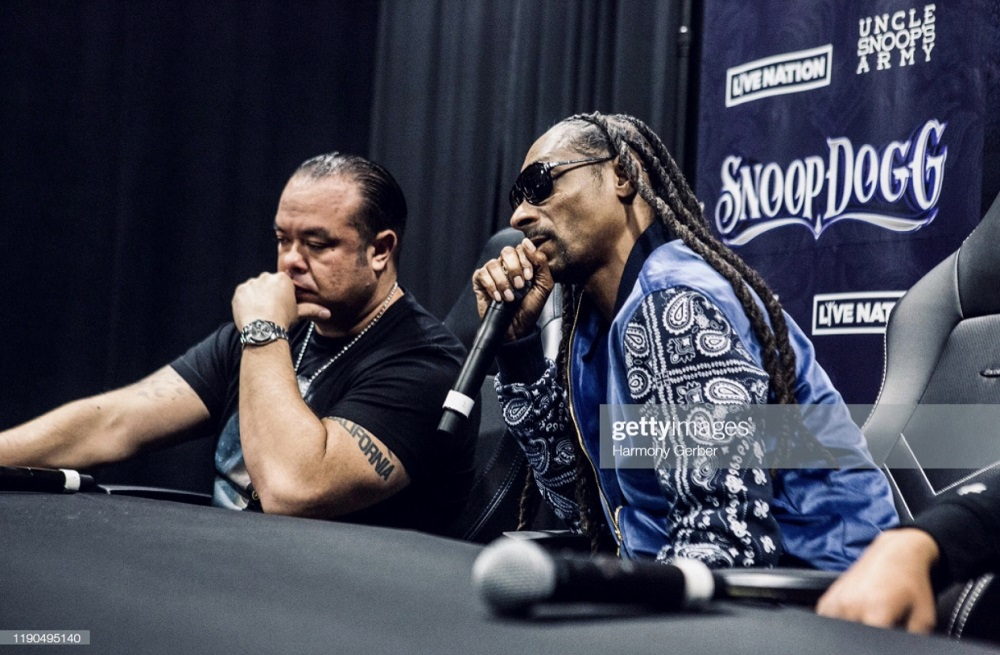 Bobby Dee Presents partnership with Snoop Dogg Presents