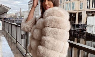 Aria Moda's fur outfits are all things gold which every woman must buy during winters