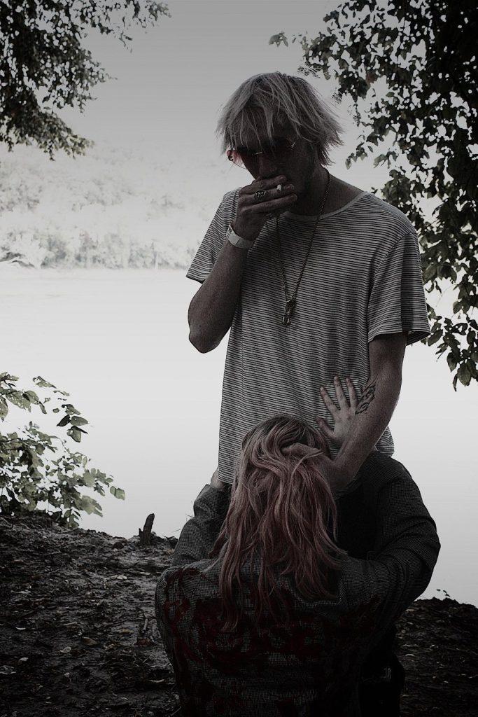 Goth Artist Kobenz, Emerging as a Musician of Contention