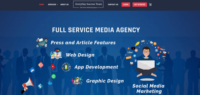 Everyday Success Team is a Media Agency We've Never Seen Before