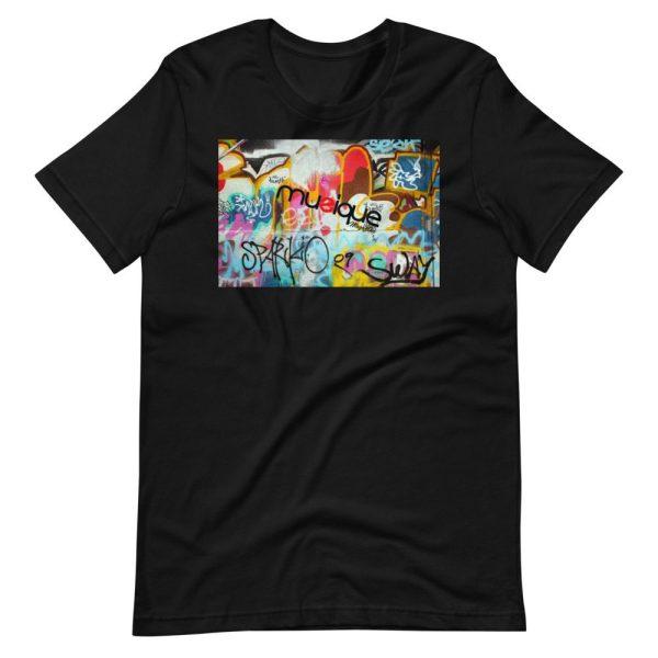unisex premium t shirt black 5ff5e9dece591