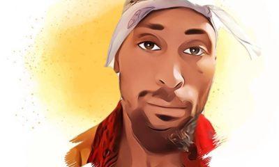 Linwood Jackson Jr with Muzique Magazine