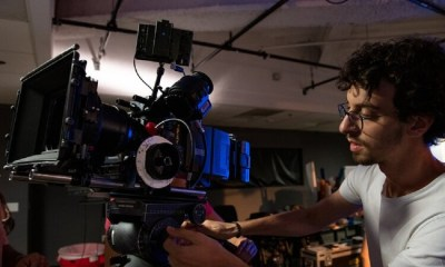 Interview with Matteo Martignago a Los Angeles based Director of Photography