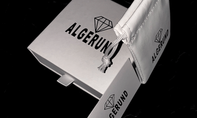 Algerund Adds To Their Illustrious Collection Of Custom Jewelry