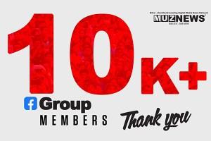 facebook group 10 k