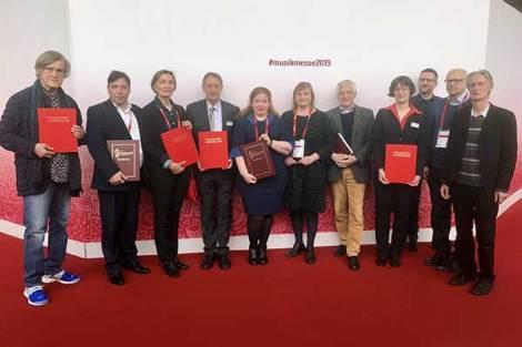 Презентация полного собрания сочинений Чайковского на Musicmesse-2019