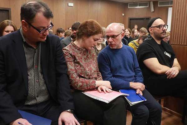 """Союз театральных деятелей приветствует отмену домашнего ареста фигурантам """"Седьмой студии"""""""