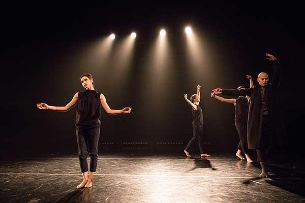 Лучшие хореографические работы проекта «Точка пересечения» в МАМТе