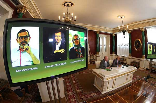 Родион Щедрин и Николай Луганский — лауреаты Госпремии 2018 года