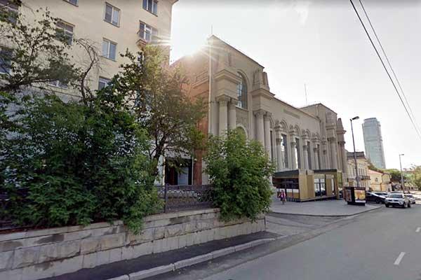 Свердловские власти отказались от проектирования нового зала филармонии