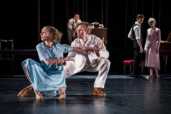 Балет «Гедда Габлер» Норвежского театра оперы и балета — на сцене Большого театра
