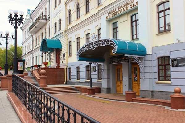 11 октября — Концерт Всероссийского фестиваля «Музыкальное обозрение» — Оpus 30 в Хабаровской краевой филармонии