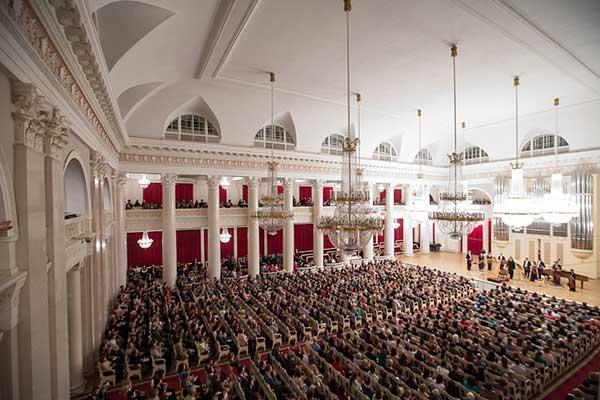ХХ Международный зимний фестиваль «Площадь Искусств» в Санкт-Петербургской филармонии