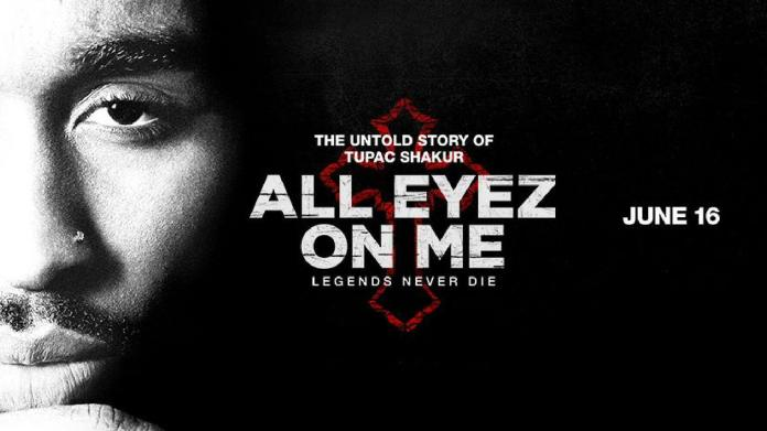 All Eyez on Me Tupac
