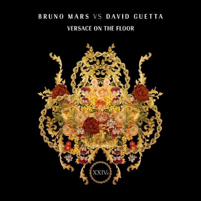 "David Guetta podrasował Bruno Marsa (premiera ""Versace on the Floor"")"