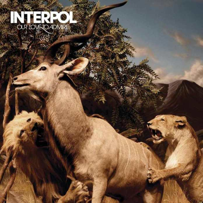 Interpol wznawia album pt.