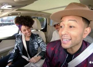 """""""Carpool Karaoke"""" z Willem Smithem, Arianą Grande, Miley Cyrus i LeBronem Jamesem w sierpniu"""