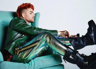 """Adam Lambert: Nowy, niezwykle osobisty singiel """"Two Fux"""""""