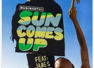 Rudimental i James Arthur powitali wschód słońca