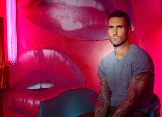 Lider Maroon 5 Adam Levine Mamuśki mają wychodne