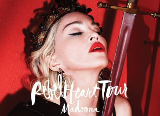 "Madonna: Rebel Heart Tour - Koncertowe ""Material Girl"""