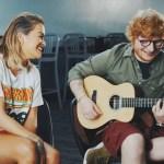 "Rita Ora i Ed Sheeran akustycznie w piosence ""Your Song"""