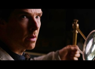 Benedict Cumberbatch prowadzi wojnę o prąd (WIDEO)