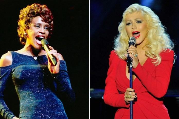 Christina Aguilera upamiętni Whitney Houston i kinowy hit