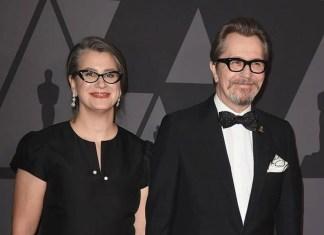 Gary Oldman ożenił się po raz piąty