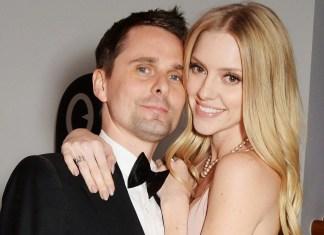 Wokalista Muse, Matthew Bellamy zaręczony z modelką Elle Evans