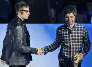 Świąteczny cud: Liam Gallagher i Noel Gallagher (Oasis) pogodzili się!