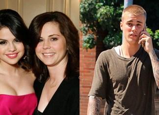 Mandy Teefey Selena Gomez i Justin Bieber