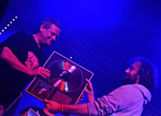 Kazik i Kwartet ProForma odebrał złotą płytę!