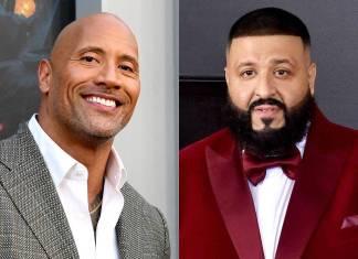 Czy mężczyzna uprawia oralny seks? DJ Khaled kontra Dwayne Johnson