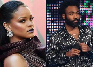 Rihanna i Donald Glover kręcą film na Kubie