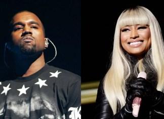 Kanye West i Nicki Minaj na płycie 6ix9ine