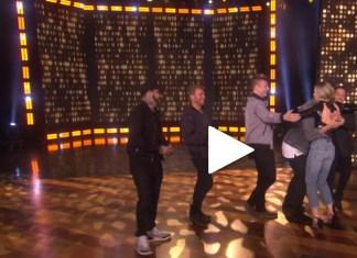 Emily Blunt śpiewa z Backstreet Boys (WIDEO)