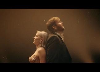 """Anne-Marie i James Arthur śpiewają dla """"Króla rozrywki"""""""