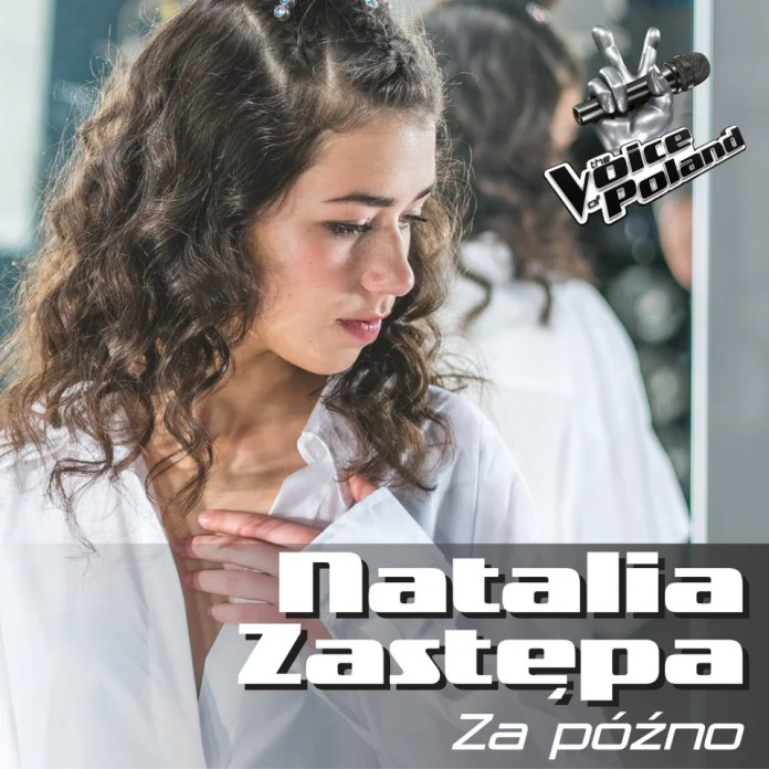 Natalia Zastępa z The Voice of Poland debiutuje (posłuchaj