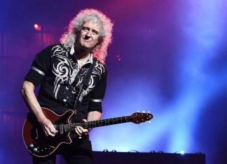 Gitarzysta Queen Brian May opublikował pierwszy solowy singiel od 20 lat